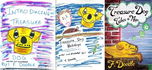 f-doodle-treasure-dog-books-combined-image