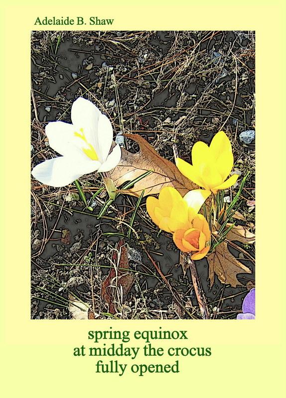 Adelaide B. Shaw - Spring Equinox